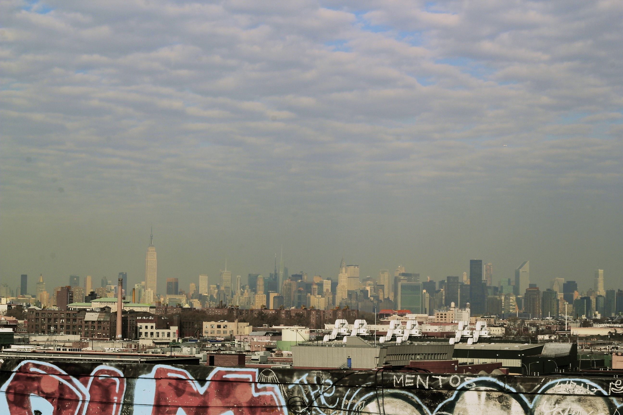 rooftop skyline - Picture of Downtown Historic District, Los ...